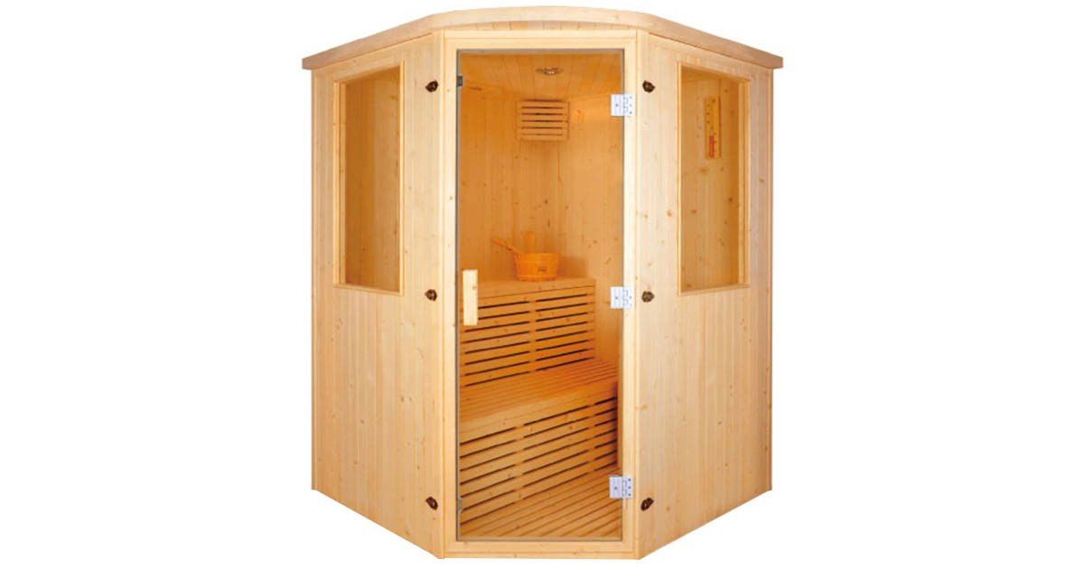 Stunning sauna finlandese bl beauty luxury with costo - Costo sauna per casa ...