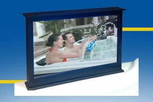 "TV/Monitor 37"" a scomparsa Beauty Luxury"