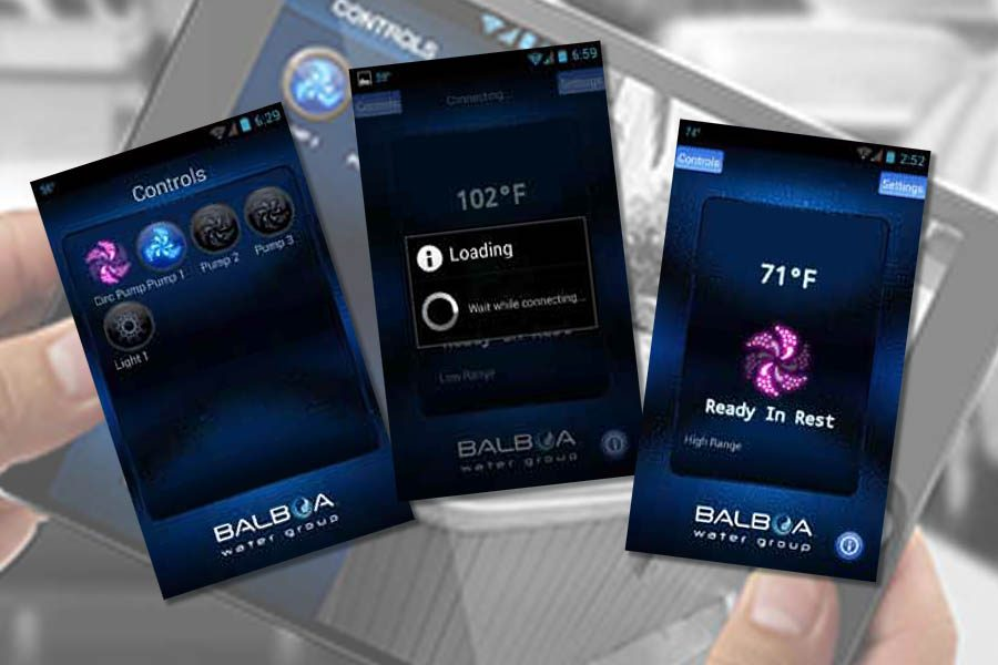 Balboa Systems BP Wi-Fi
