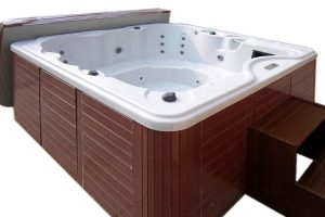 Minipiscina idromassaggio BL-801 Beauty Luxury