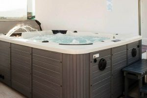 Minipiscina idromassaggio BL-808 Beauty Luxury