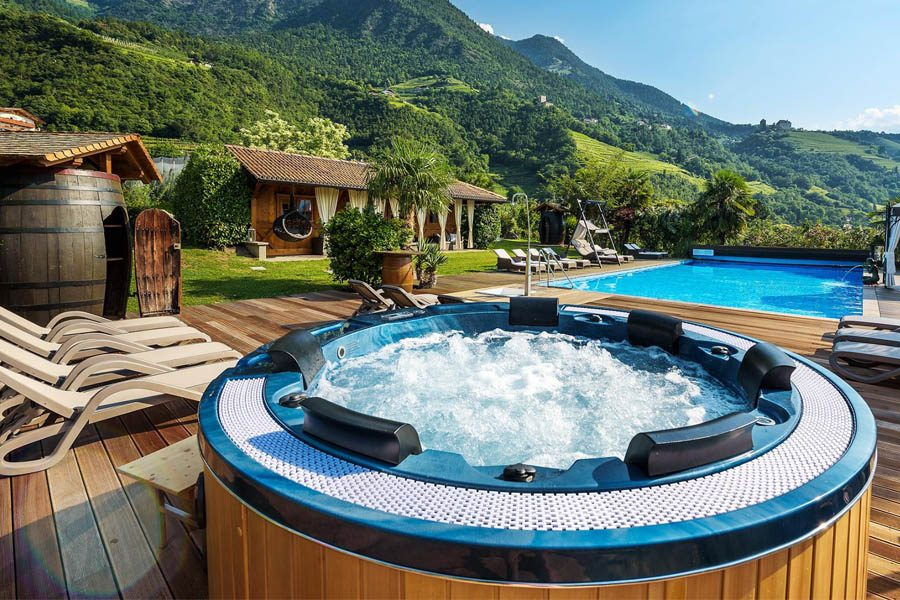 Hot tub spa BL-831 Beauty Luxury