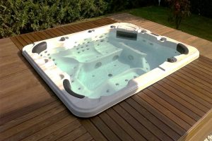 Minipiscina idromassaggio BL-832 Beauty Luxury
