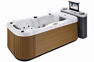 Minipiscina idromassaggio BL-841 Beauty Luxury