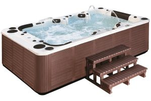 Minipiscina idromassaggio BL-851 Beauty Luxury