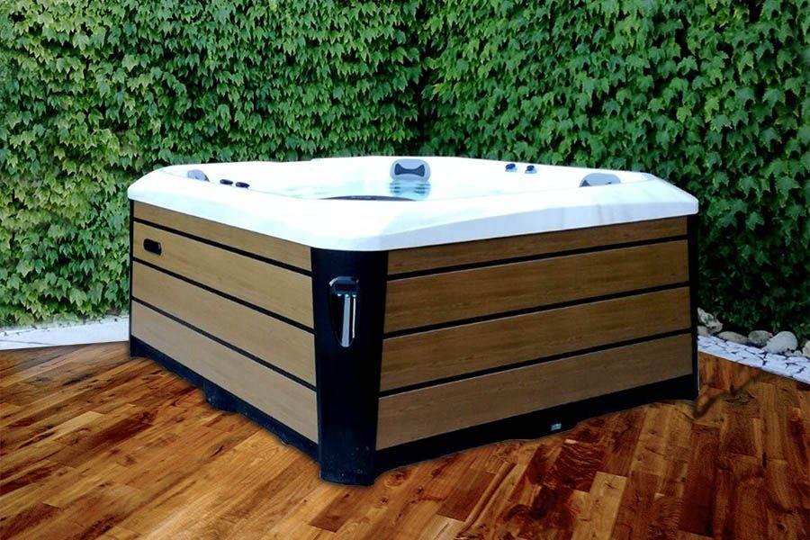Minipiscina idromassaggio BL-866 Beauty Luxury
