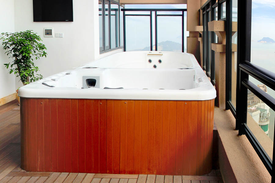 Swim spa BL-858 Beauty Luxury