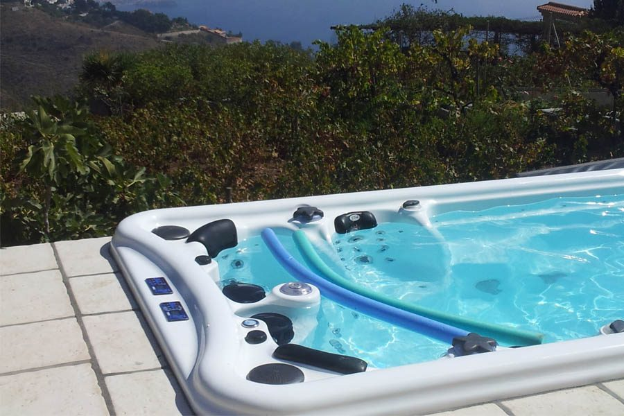 Nuoto controcorrente BL-860 Beauty Luxury