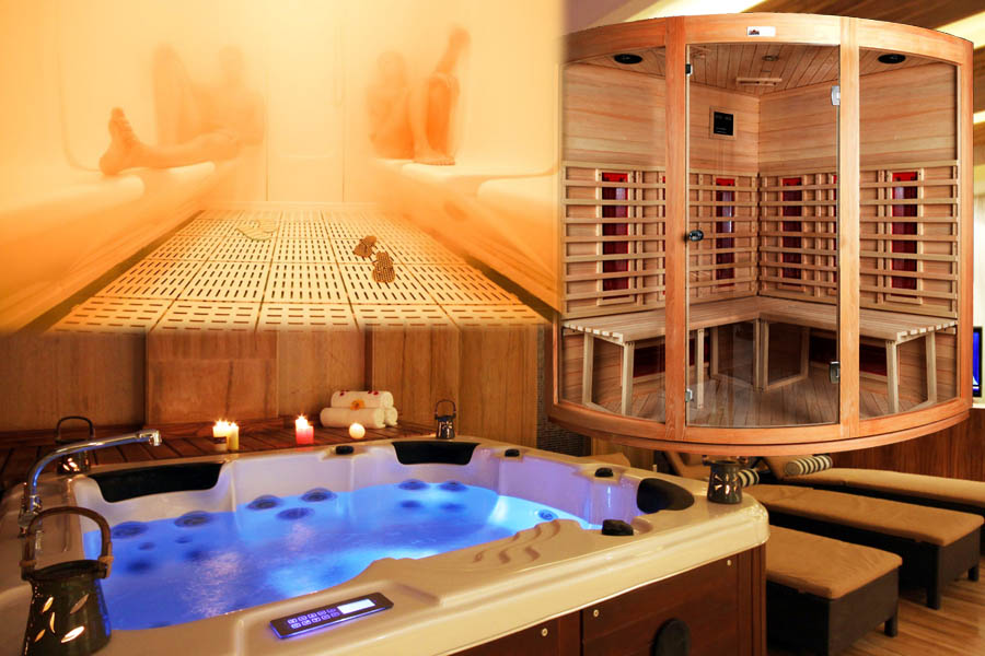Wellness center package BL-CENBEN Beauty Luxury