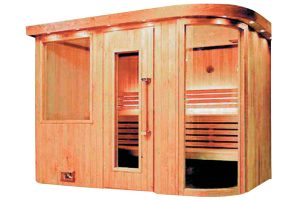 Finnish sauna BL-121 Beauty Luxury