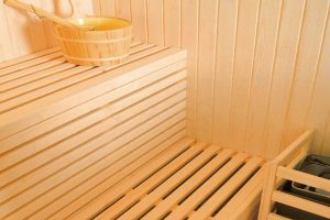 Sauna finlandese BL-135 Beauty Luxury