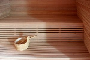Finnish sauna BL-135 Beauty Luxury