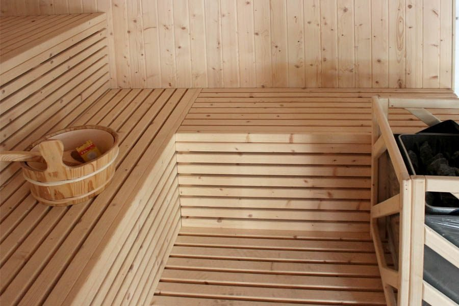 Finnish sauna BL-148 Beauty Luxury