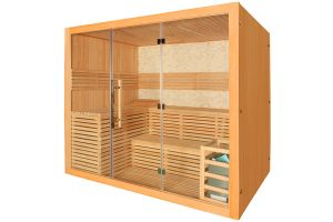 Finnish sauna BL-153 Beauty Luxury