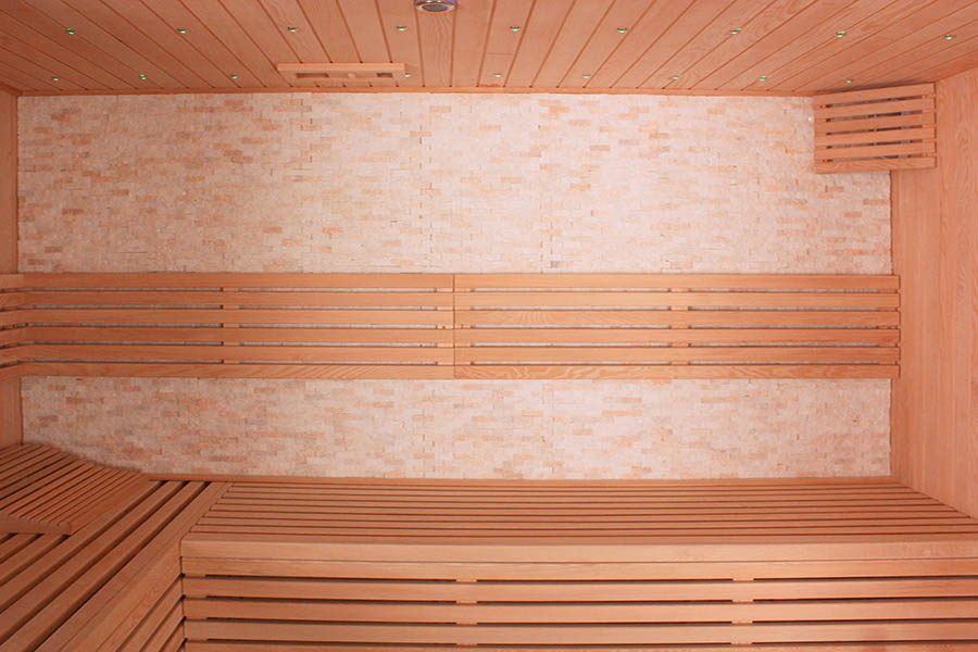 Sauna finlandese BL-153 Beauty Luxury