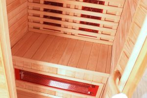Sauna infrarossi BL-101 Beauty Luxury