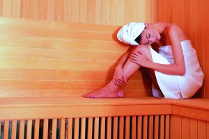 Sauna infrarossi BL-106 Beauty Luxury