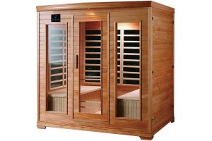Sauna infrarossi BL-129 Beauty Luxury