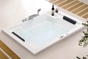 Vasca idromassaggio BL-544 Beauty Luxury